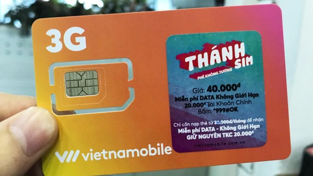 Sử dụng gói ưu đãi của Vietnamobile sẽ tiết kiệm được tối đa