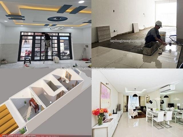 Sửa nhà quận Gò Vấp chuyên nghiệp