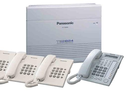 Lập trình tổng đài Panasonic KX-TES824 bằng phần mềm