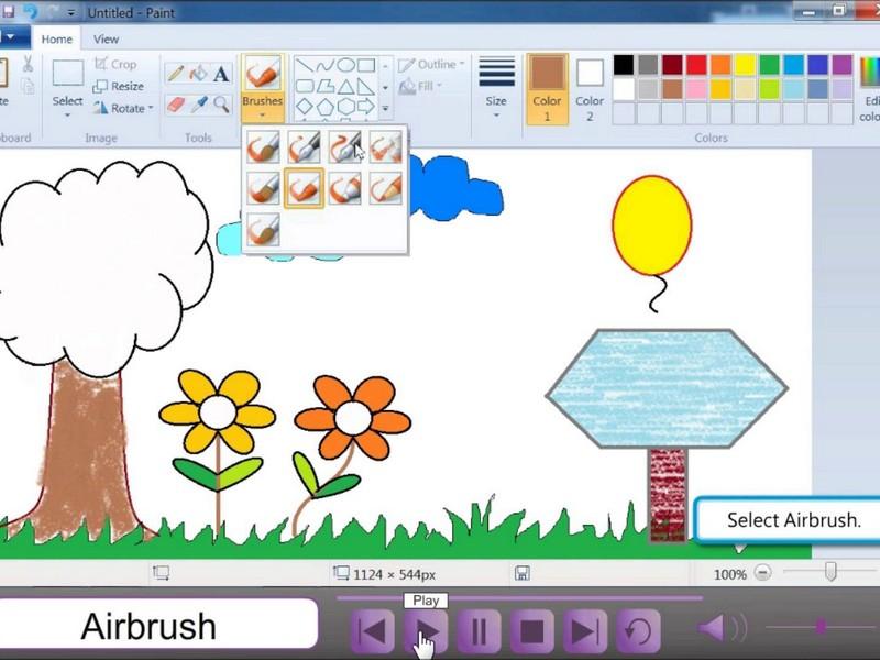 Tải phần mềm paint vẽ cho học sinh tiểu học