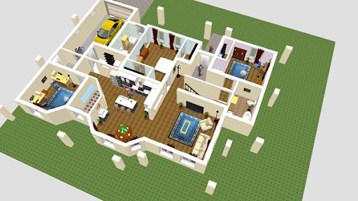Cách sử dụng sweet home 3D