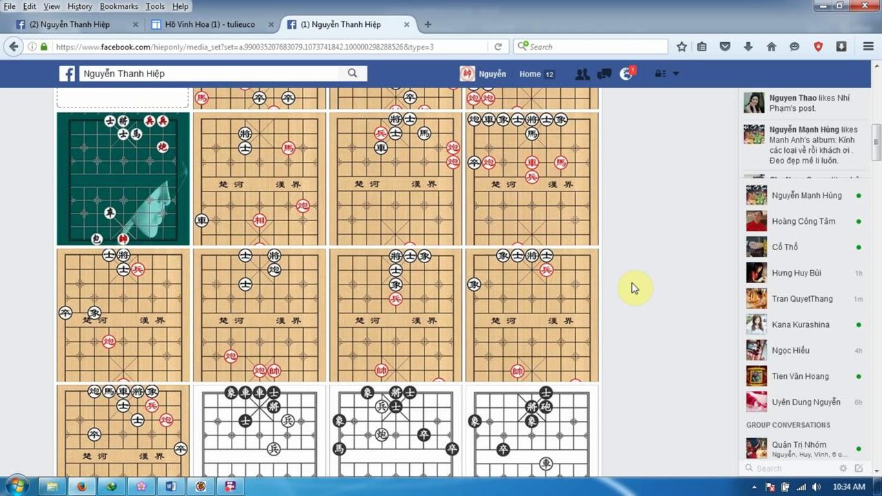 Chi tiết về phần mềm cờ tướng CCBridge