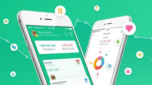 Nắm bắt chi tiêu nhanh chóng bằng ứng dụng