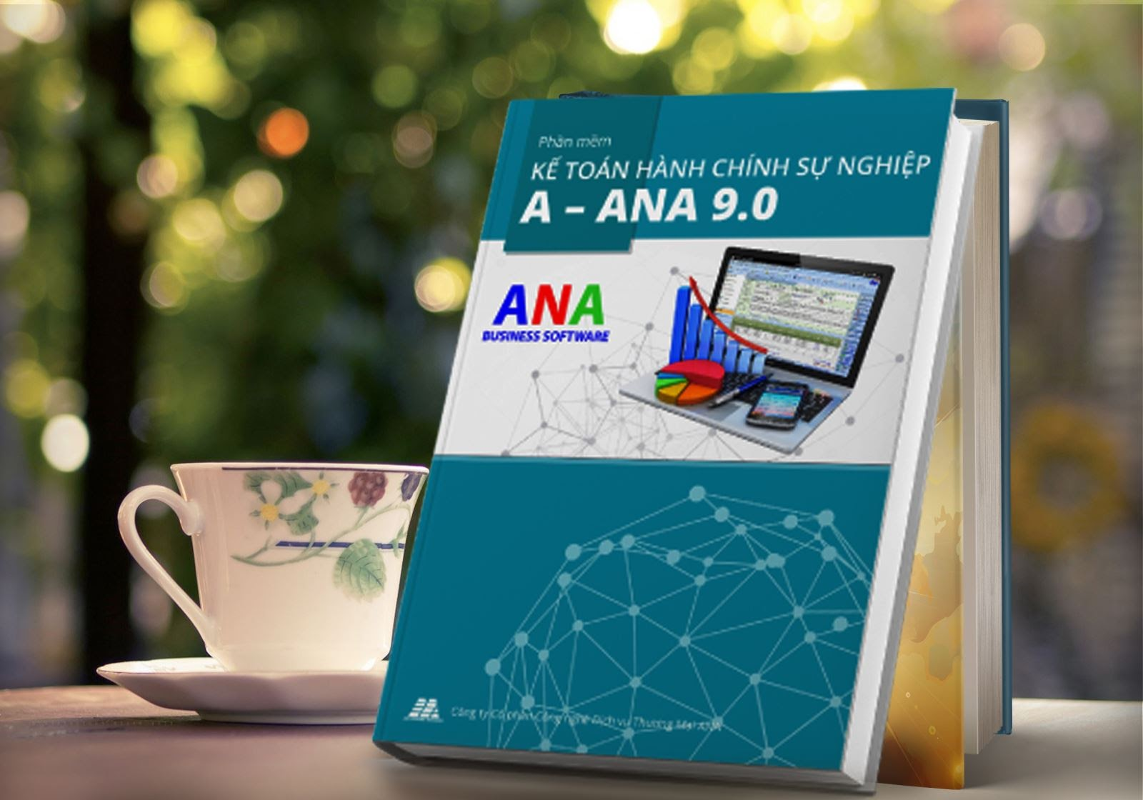 Phần mềm kế toán A - ANA 9.0