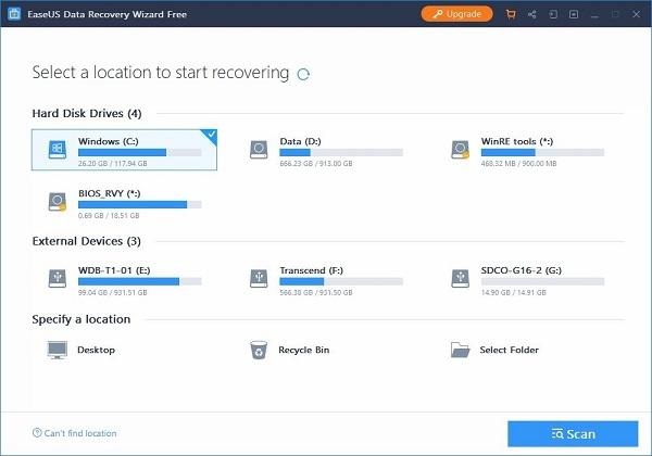 Phần mềm khôi phục dữ liệu thẻ nhớ nhanh chóng, an toàn