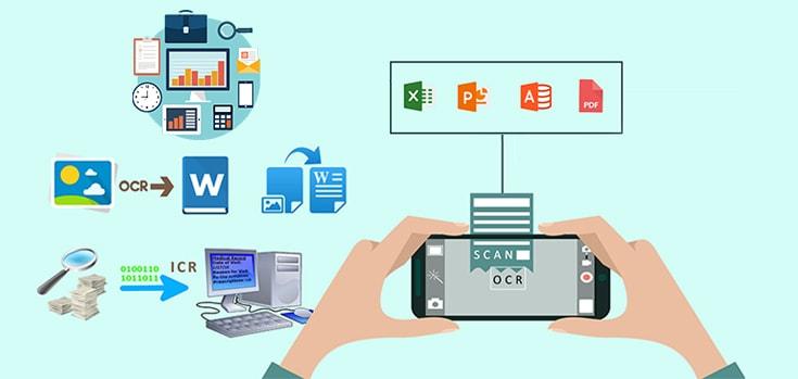 Phần mềm nhận diện chữ viết hỗ trợ người dùng nhiều tính năng ưu việt