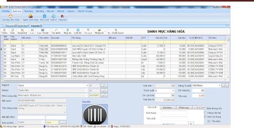 Phần mềm quản lý bán hàng miễn phí an việt soft với nhiều chức năng ưu việt