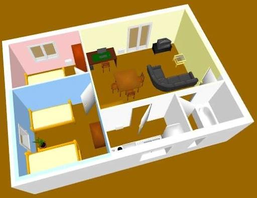 Thiết kế không gian 3D
