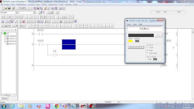 Tìm hiểu phần mềm plc mitsubishi là gì