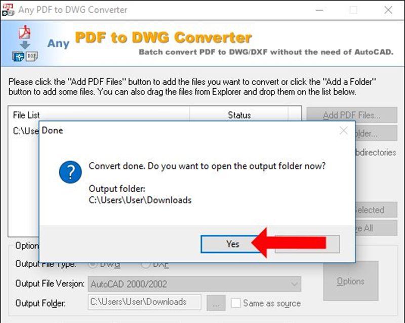 Tìm hiểu về chuyển đổi pdf sang cad là gì