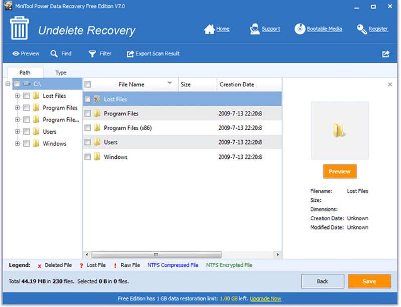 Top 4 phần mềm khôi phục dữ liệu thẻ nhớ hiệu quả hiện nay