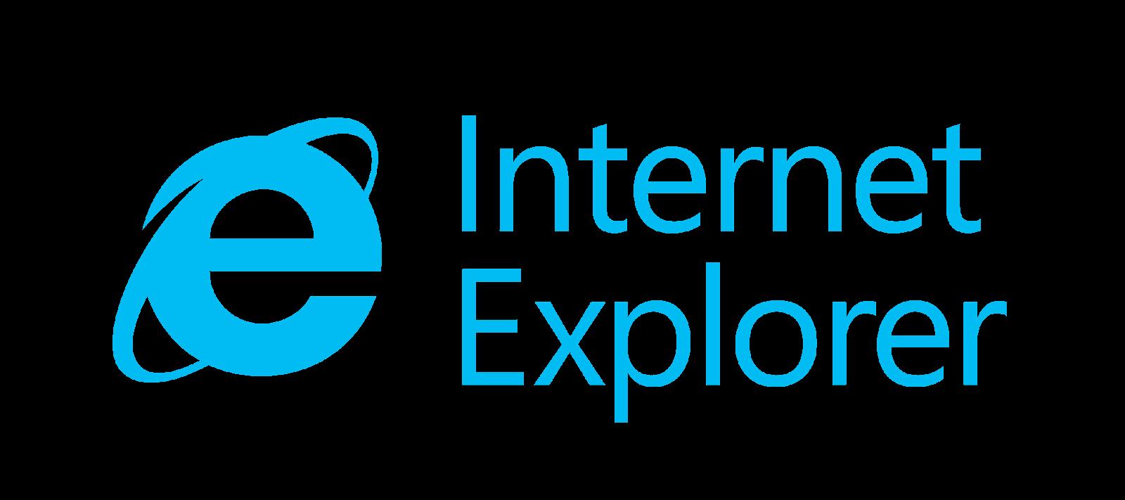 Trình duyệt Internet Explorer.